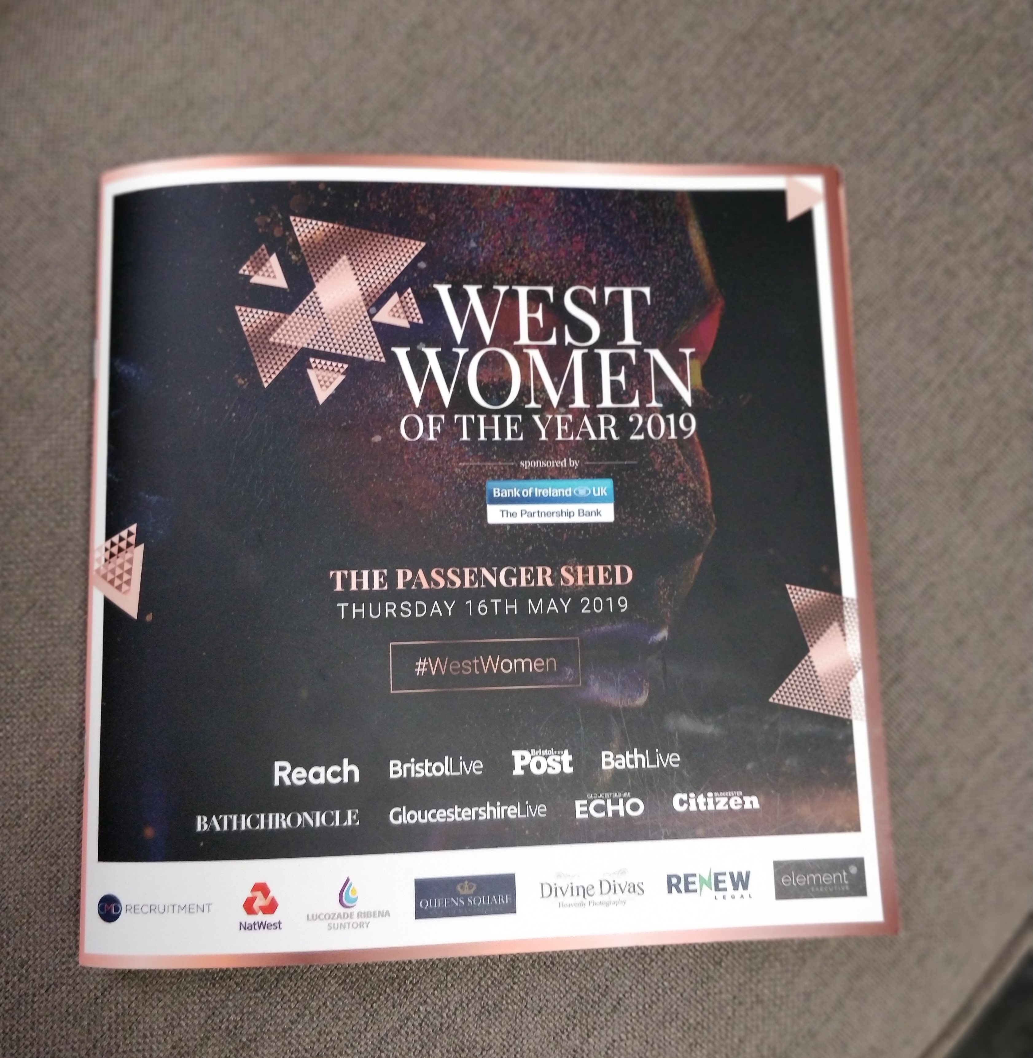 West Women of the year 2019